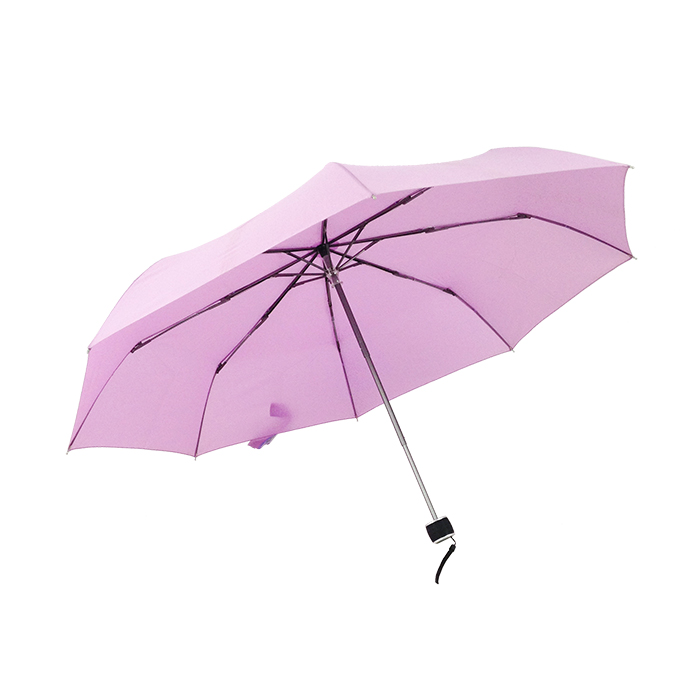 Three fold umbrella(Hand open)
