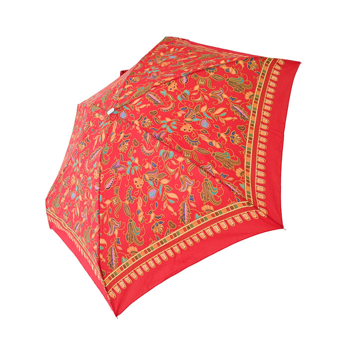 Five fold umbrella